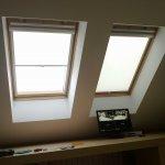 Рулонные шторы на окна Велюкс